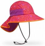 KIDS' PLAY HAT (UPF 50+)-Pink Fossil(Sundayafternoon Sun Hat )
